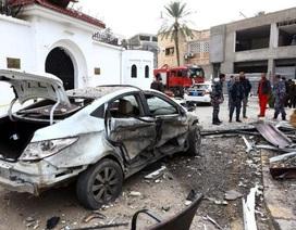 Đại sứ quán Algeria ở Lybia bị quăng chất nổ