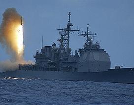 Mỹ phóng thử đồng thời 3 tên lửa đạn đạo thuộc hệ thống Aegis