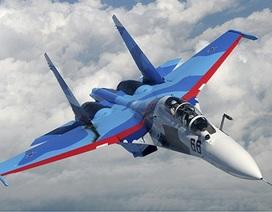 Nga triển khai chiến đấu cơ theo dõi NATO tập trận