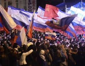 """Crimea và một năm hành trình về """"đất mẹ"""""""
