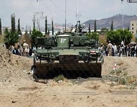 Yemen: Phiến quân Houthi chiếm Dinh Tổng thống