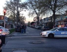 Một cảnh sát New York bị bắn trọng thương