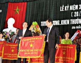 Đà Nẵng tuyên dương cơ sở giáo dục tốt, thầy cô giáo giỏi