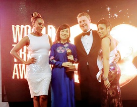 """InterContinental Danang Sun Peninsula Resort đoạt giải """"Oscar của ngành du lịch"""""""
