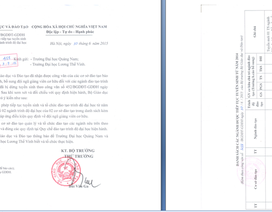 ĐH Quảng Nam được phép tuyển sinh trở lại ngành Việt Nam học