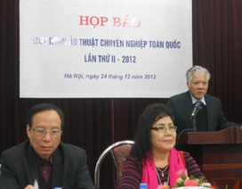 Tưng bừng đón LH Ảo thuật chuyên nghiệp toàn quốc 2012