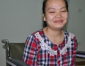 Cuộc sống mới phơi phới niềm vui của cô sinh viên tật nguyền