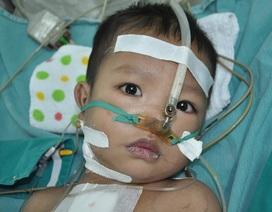 Mắc dị tật tim bẩm sinh phức tạp, tính mạng bé 2 tuổi thoi thóp từng ngày