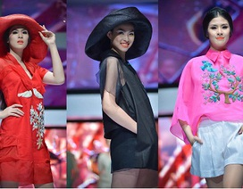 Quán quân Ngôi sao thiết kế Việt Nam giới thiệu BST tại Fashion week