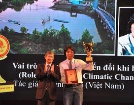 Ảnh rừng Cà Mau của Việt Nam đoạt giải Nhất
