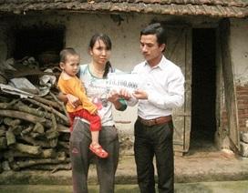 Cơ hội tìm lại ánh sáng cho 2 con của chị Nguyễn Thị Hoa