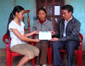 Hơn 11 triệu đồng tiếp tục đến với gia đình chị Mận
