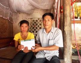 Quà nhân ái tiếp tục đến với bé Phạm Thị Ly