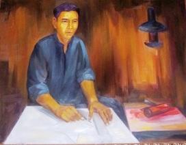 Liệt sĩ Nguyễn Hữu Tiến - Người vẽ lá cờ Tổ quốc