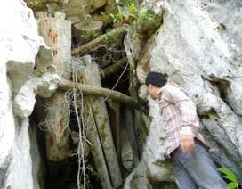 Số phận những chiếc quan tài treo trên núi đá
