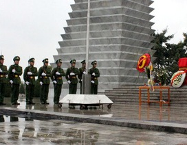 Anh hùng, liệt sĩ Lê Đình Chinh được đưa về quê an táng