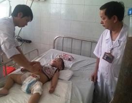 Cứu sống 2 trẻ bị nhiễm độc bằng công nghệ lọc máu