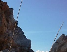 Vụ sập mỏ đá 3 người chết: Dừng mọi hoạt động khai thác
