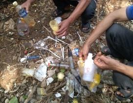 Vụ chôn thuốc trừ sâu: Khám sức khỏe miễn phí cho người dân
