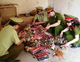 Phát hiện gần 2 tấn bánh kẹo lậu có nguồn gốc từ Trung Quốc