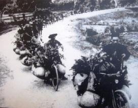 """Những chiếc xe đạp thồ """"phi thường"""" trên đường lên Điện Biên Phủ"""