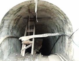 Sập lò khai thác than, một công nhân tử vong