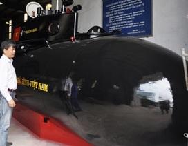 """Tàu ngầm mini Trường Sa sẽ có """"phương án 2"""" để thử nghiệm trên biển"""
