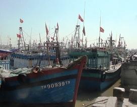 Bộ đội biên phòng cứu thành công một tàu cá gặp nạn