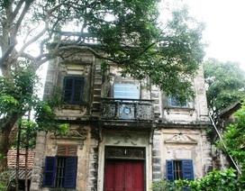 """Những biệt thự Pháp cổ ở làng lụa """"á hậu"""""""