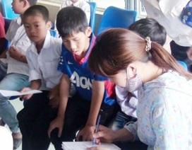 Vụ học sinh nhập viện sau uống sữa: Do ngộ độc thực phẩm