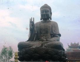 Khánh thành tượng Phật bằng đồng lớn nhất Đông Nam Á
