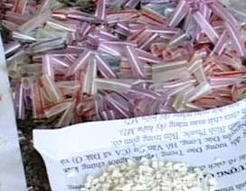Đánh sập đường cung cấp ma túy liên tỉnh