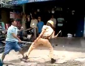 Người tấn công CSGT là cảnh sát cơ động