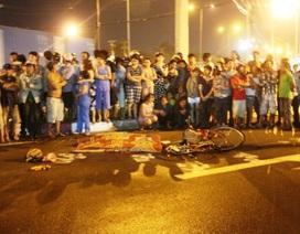 Đi ngược chiều, nữ công nhân bị xe tải tông chết