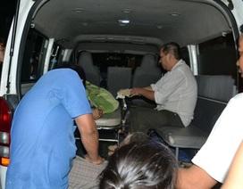 Nổ kinh hoàng trong đêm, 1 người chết, 4 người bị thương