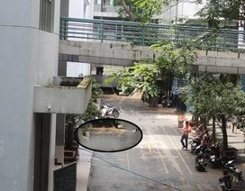 Một thanh niên nhảy lầu tự tử trong trường đại học