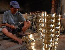 Làng nghề đúc lư đồng hơn 100 năm tuổi giữa Sài Gòn