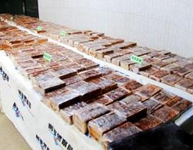 600 bánh heroin xuất phát từ đâu?