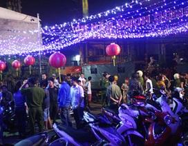 TPHCM: Đột nhập bar Cảm Tưởng, kiểm tra ma túy 43 thanh niên