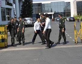 Sân bay Tân Sơn Nhất thắt chặt an ninh mọi khâu kiểm soát