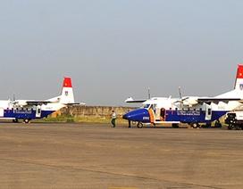 Cận cảnh máy bay hiện đại hàng đầu tham gia tìm kiếm máy bay mất tích