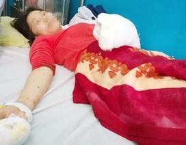 Người phụ nữ bán vé số bị cướp đâm trọng thương trong đêm
