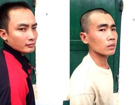 Tóm gọn hai tên cướp giật nhờ camera giám sát trên đường