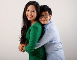 MC Quỳnh Hương và bí quyết giúp con say mê đọc sách