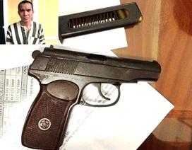 """Hành trình truy bắt băng giang hồ thủ súng """"phòng thân"""""""