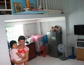 Công nhân hân hoan dồn tiền mua nhà giá rẻ