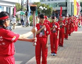 """Hành trình đỏ 2015: """"Kết nối dòng máu Việt"""""""