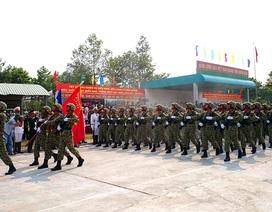 Bộ Quốc phòng trực tiếp giám sát buổi hợp duyệt diễu binh thứ 2