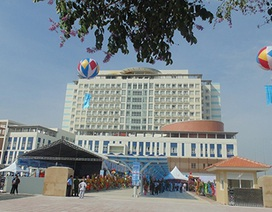 Khánh thành Bệnh viện đa khoa 3.300 tỷ đồng