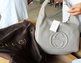 """""""Hạ màn"""" vụ """"hô biến"""" hàng hiệu Gucci, Milano thành hàng Trung Quốc"""